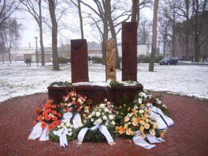 Gedenkort in Ueckermünde