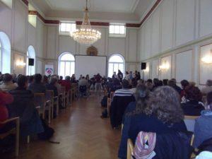 Bild:ABiMV Gedenkveranstaltung im Ratssaal der Hansestadt Wismar